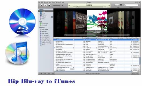 How to rip Blu-ray to iTunes for iPad, iPhone 4, iPod and Apple TV?